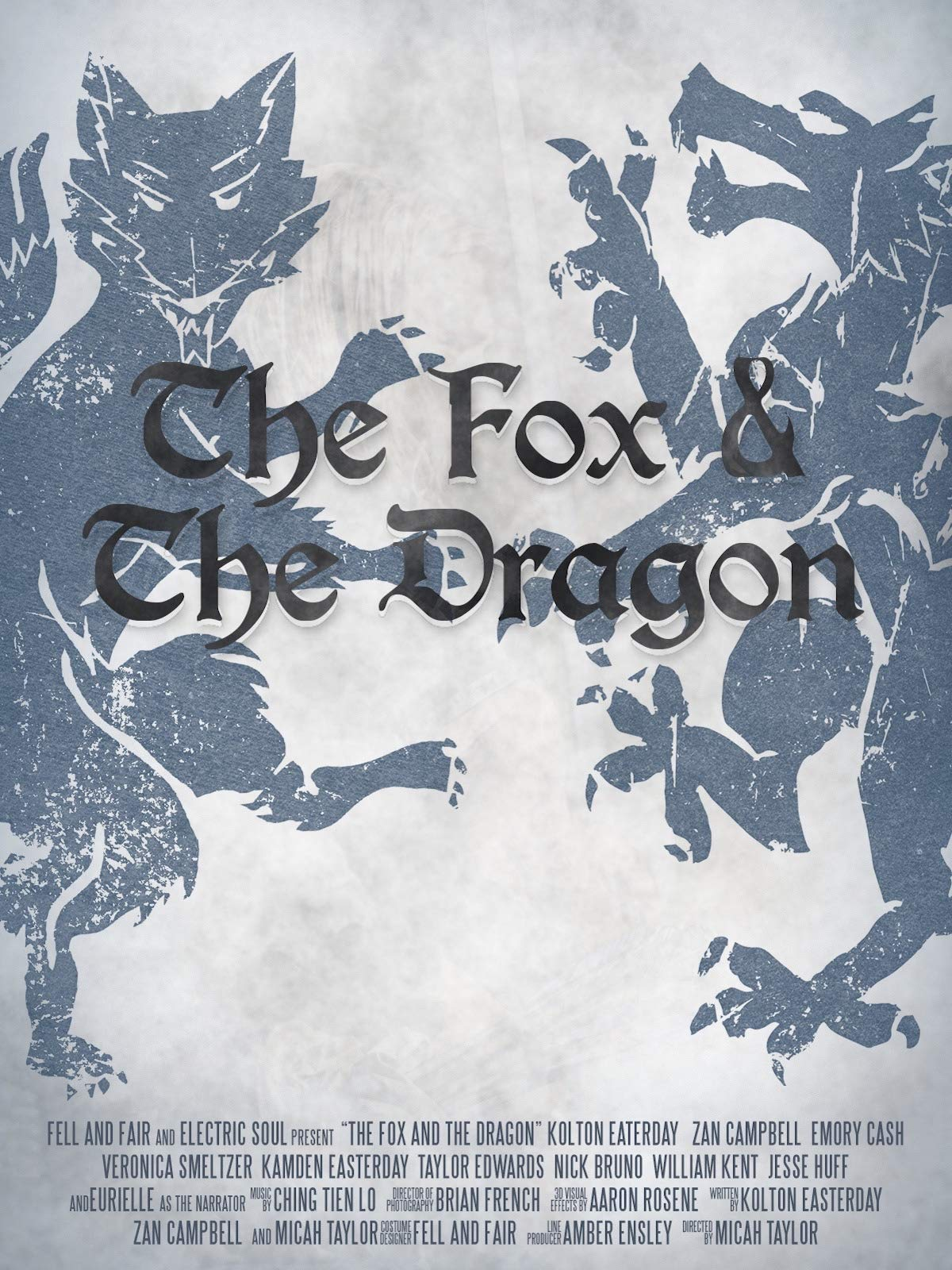 The Fox and The Dragon