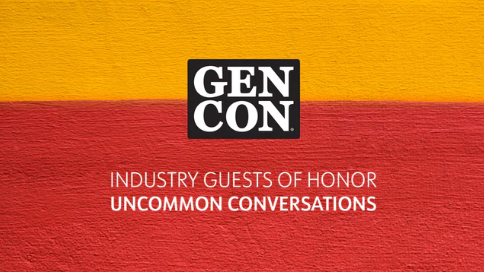 Gen Con Industry Guests of Honor