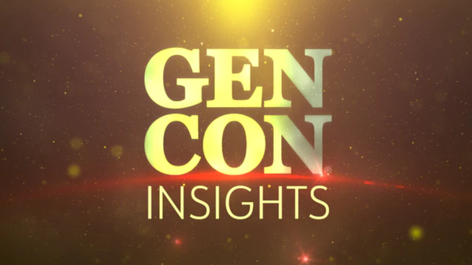 Gen Con Insights