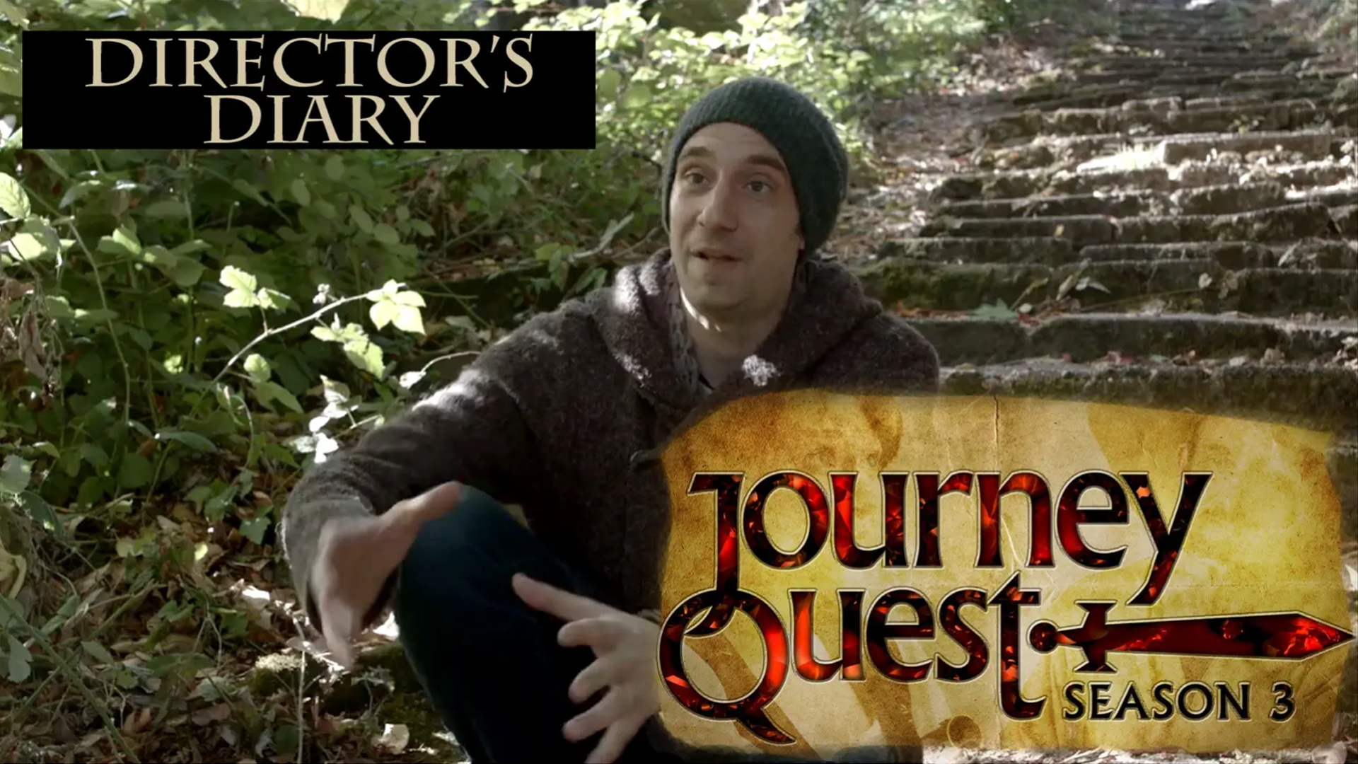 JourneyQuest 3 Director's Diary