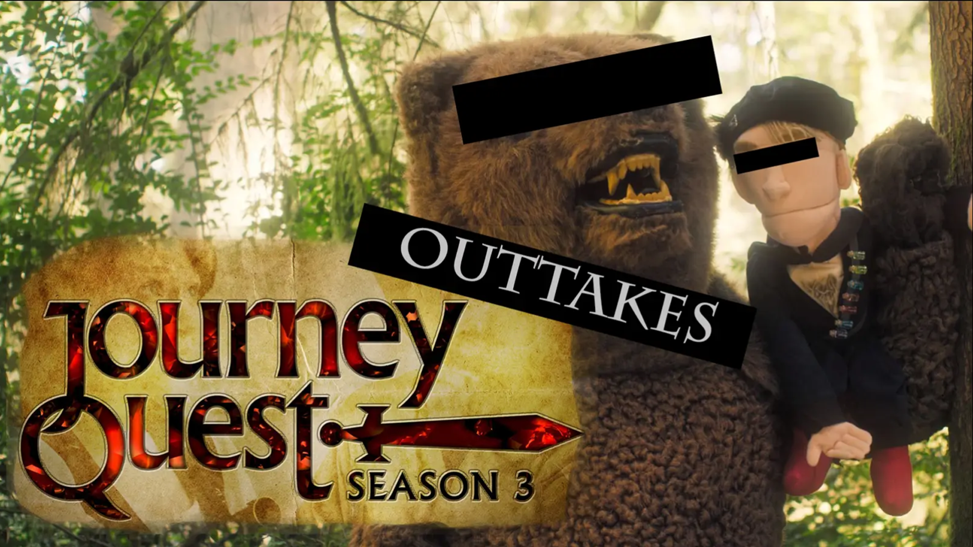 JourneyQuest 3 Outtakes