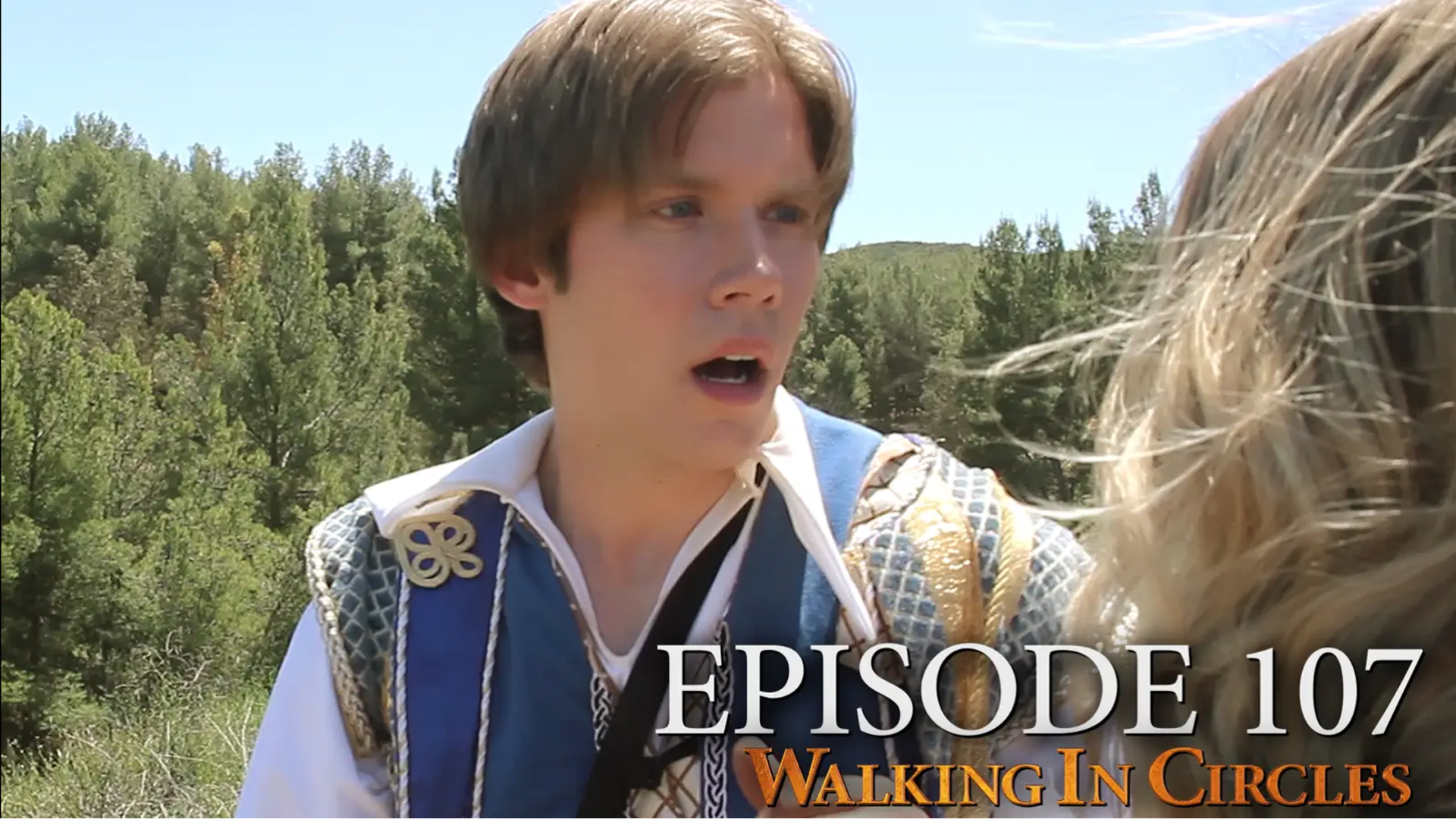 Walking In Circles S1E7: Countersong