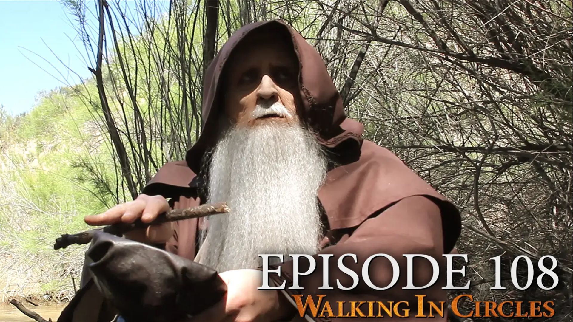 Walking In Circles S1E8: The Old Man and the Lake
