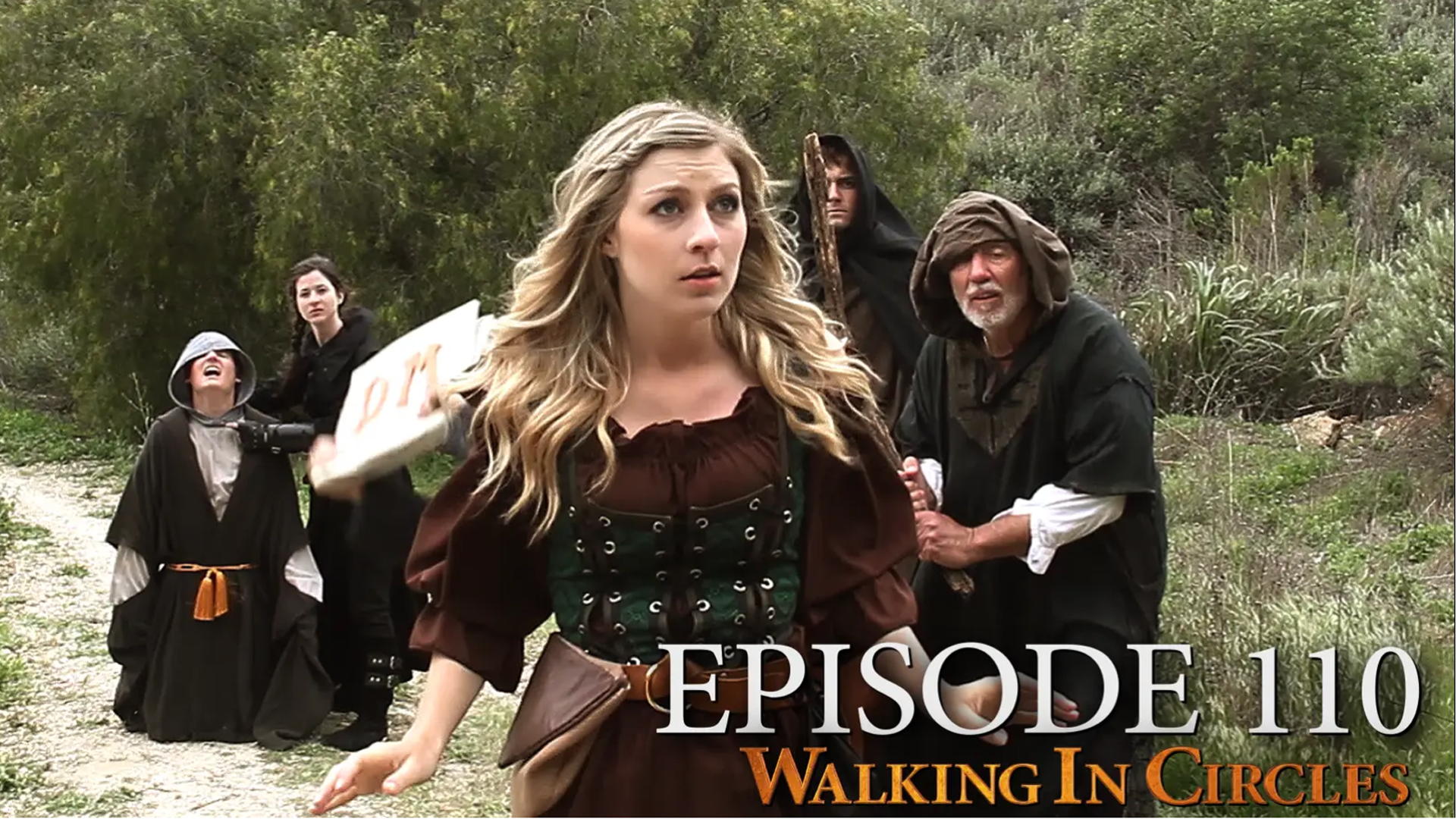 Walking In Circles S1E10: Random Encounter