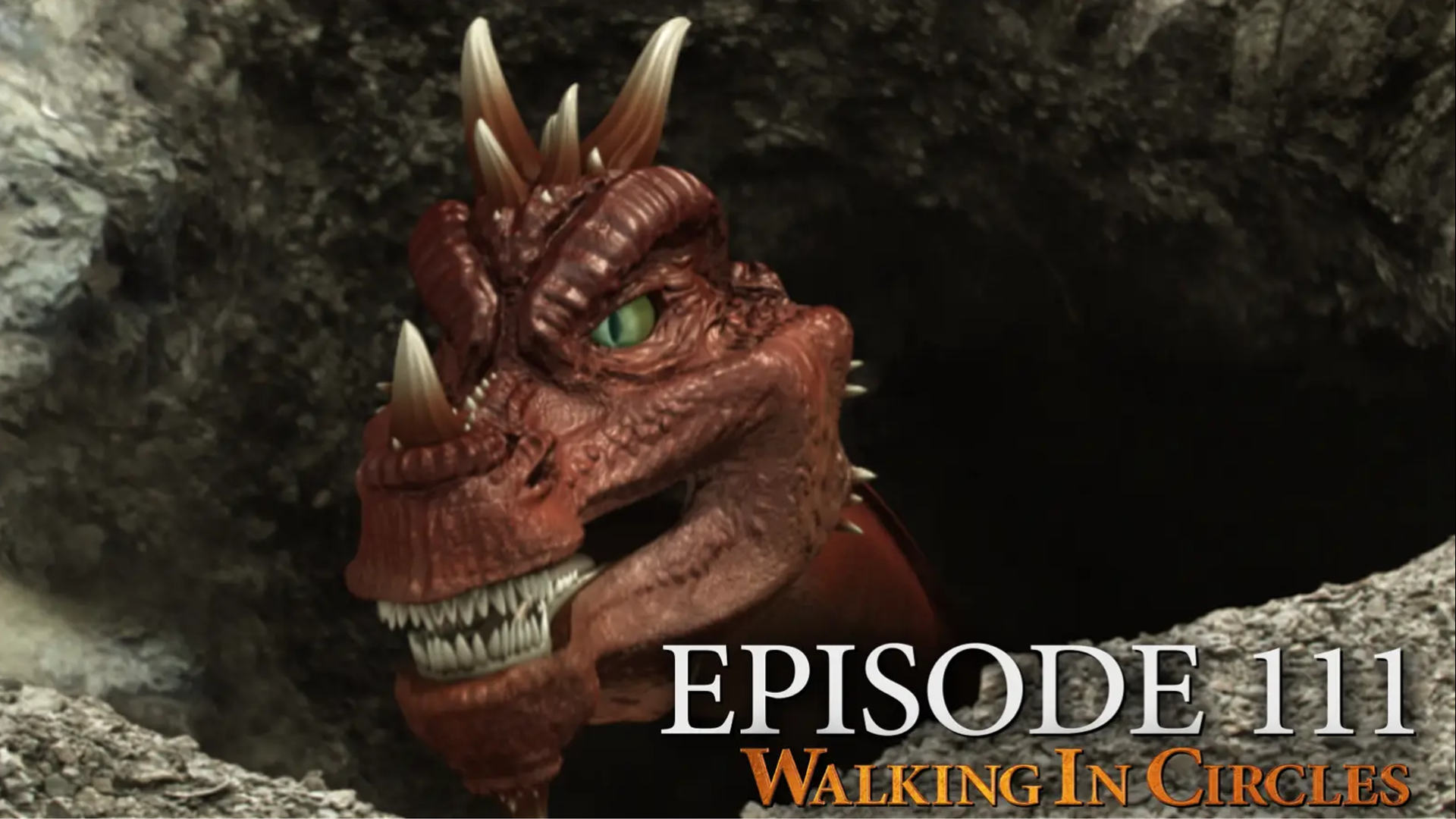 Walking In Circles S1E11: Let Sleeping Dragons Lie