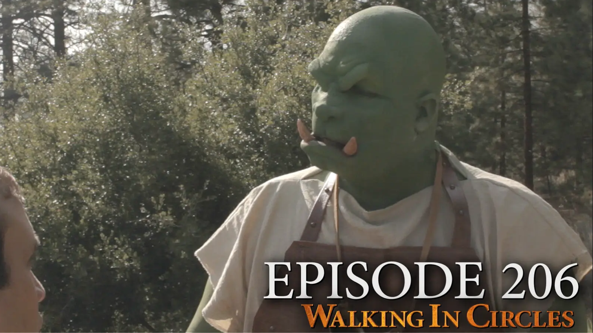Walking In Circles S2E6: Science and Witchcraft