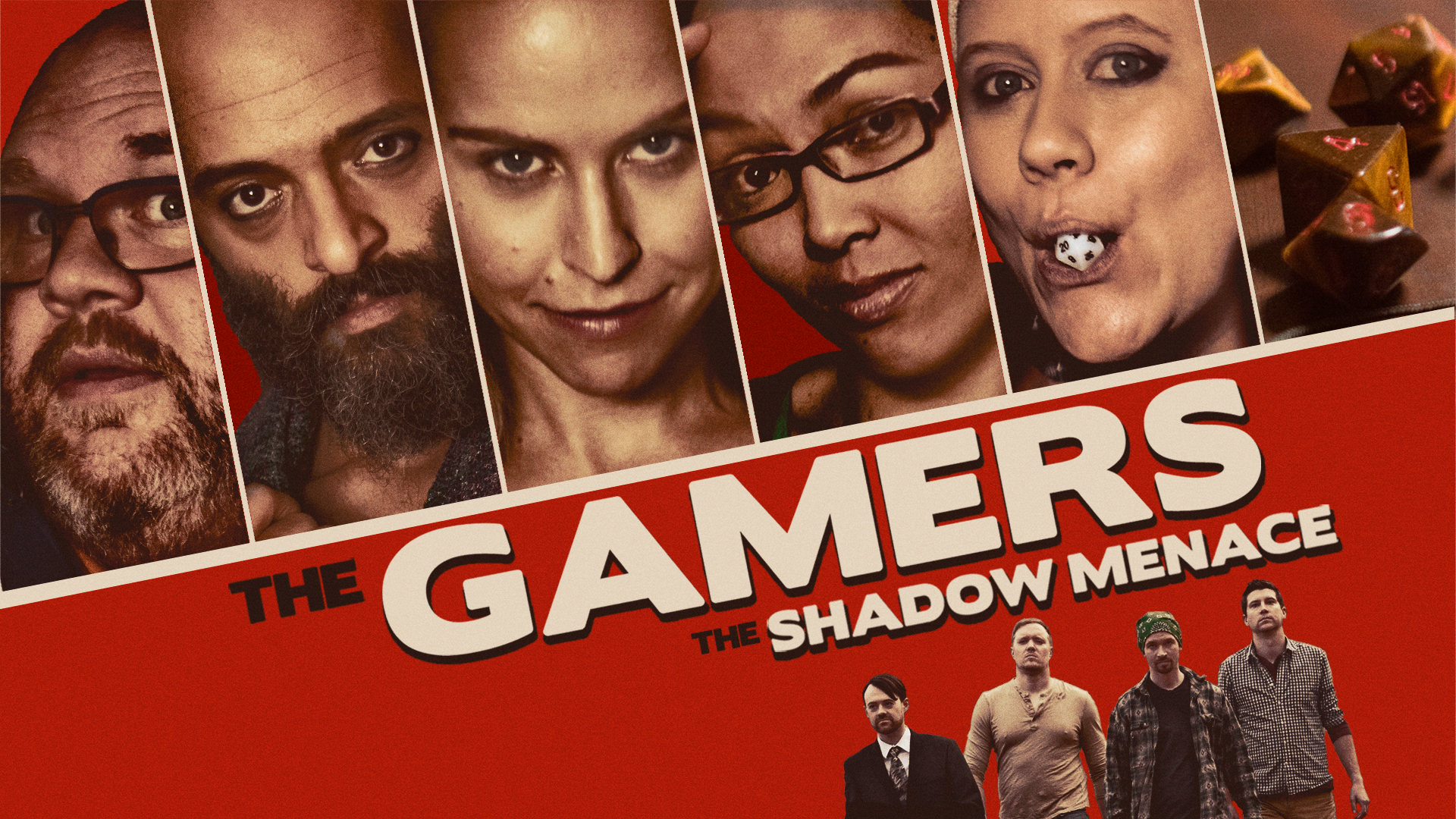 The Gamers The Shadow Menace