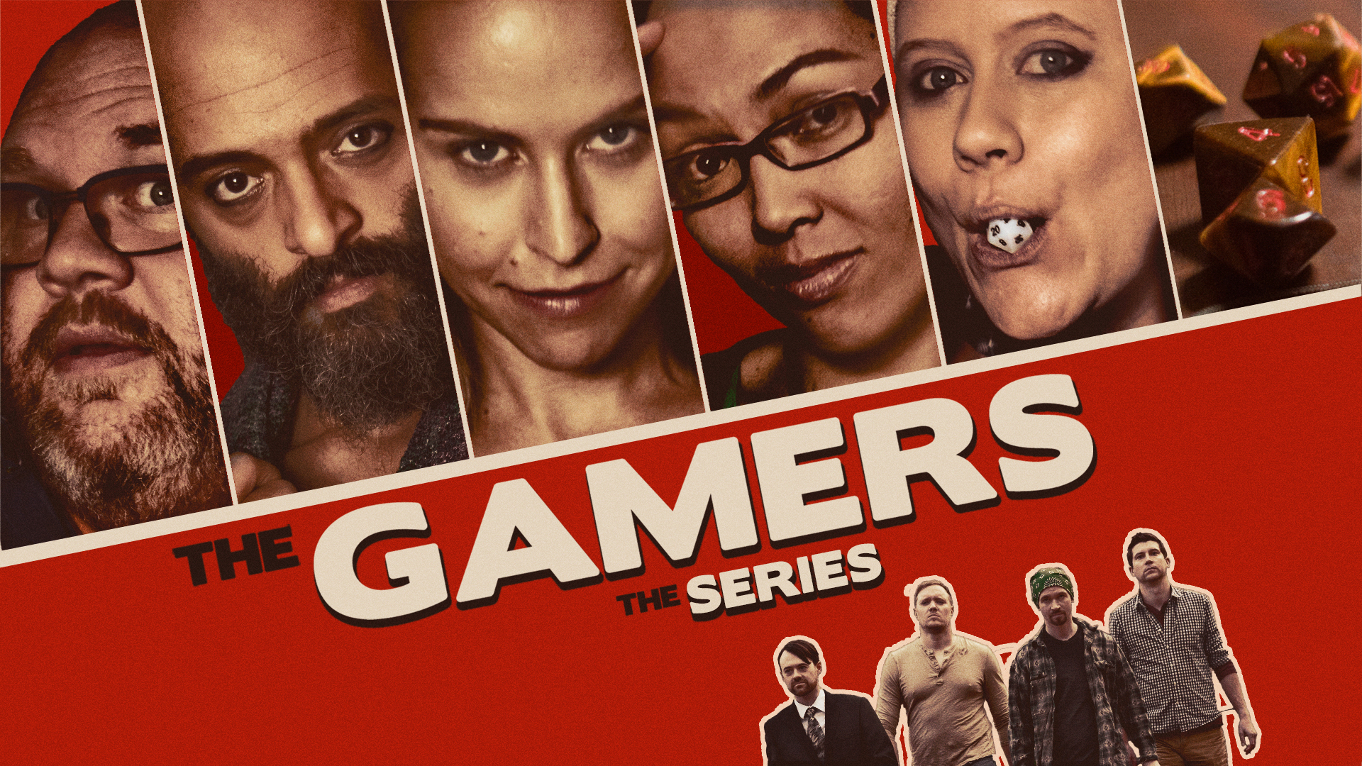 The Gamers The Series