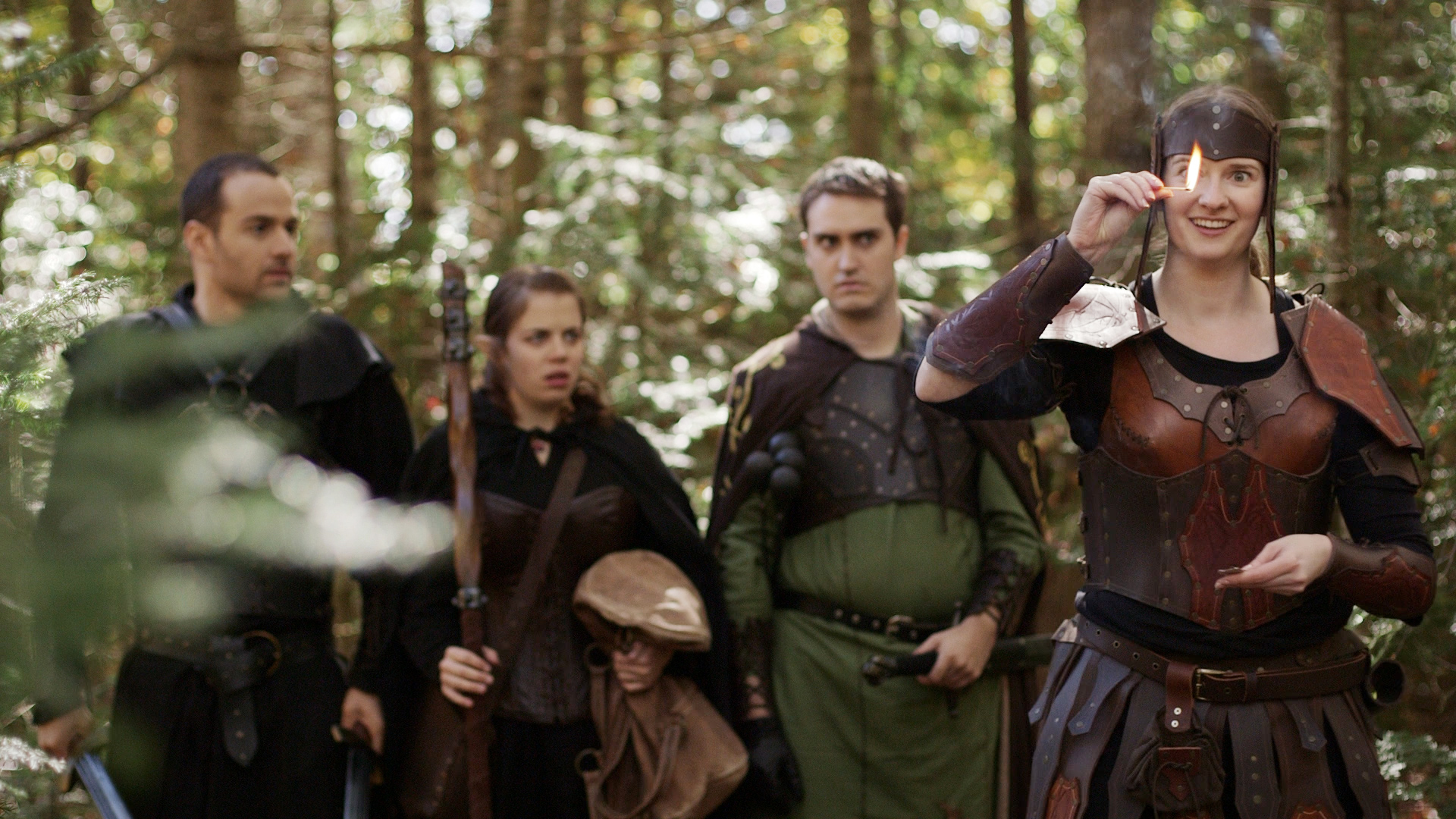 LARPs Season One Episode Six