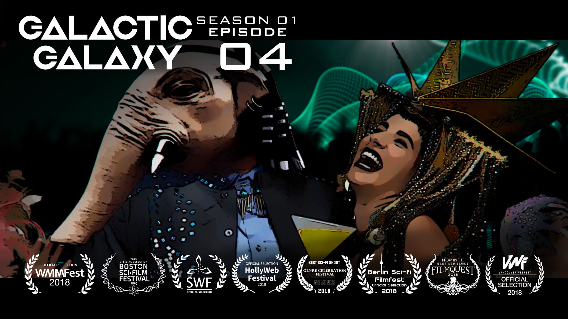Galactic Galaxy 04: The Most Hedonistic Disco in the Galaxy