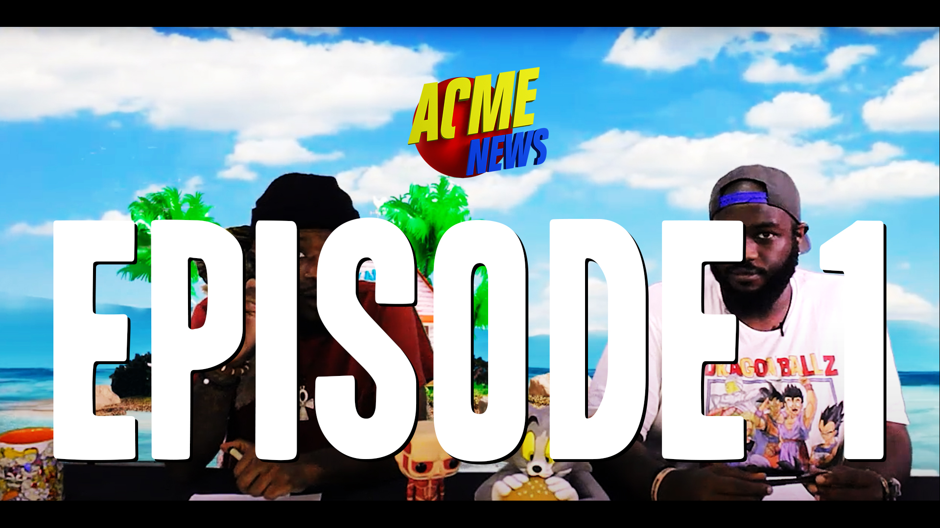Acme News Season 1 Episode 1