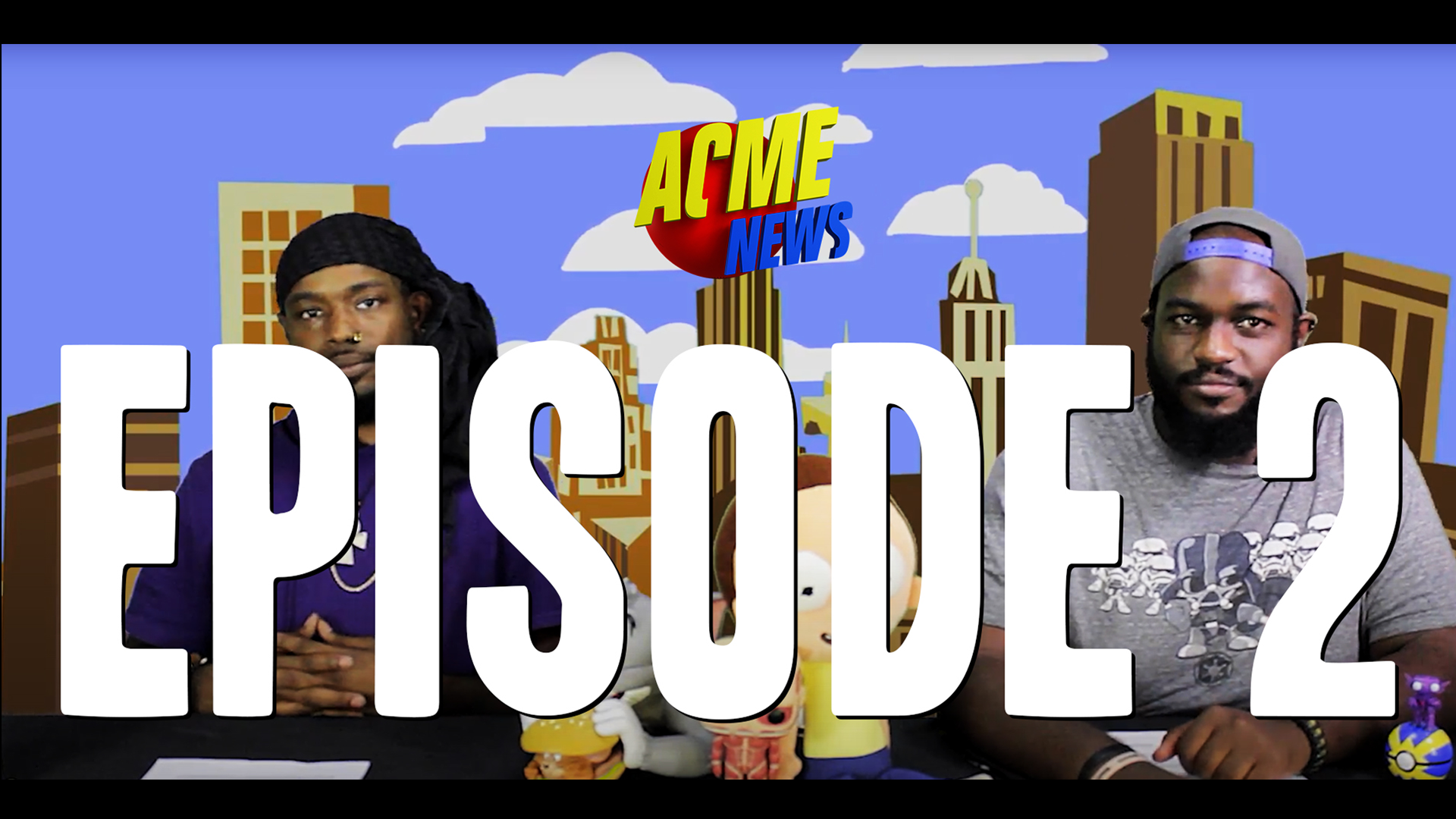 Acme News Season 1 Episode 2