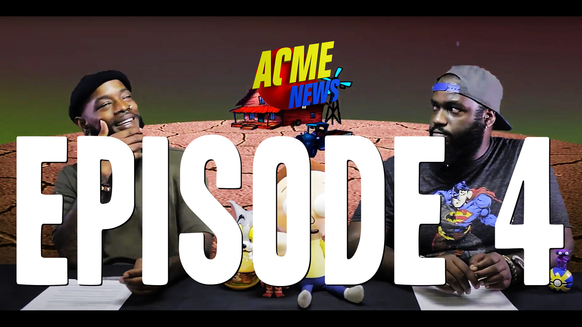 Acme News Season 1 Episode 4