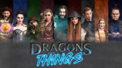 Dragons and Things
