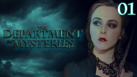 The Department of Mysteries