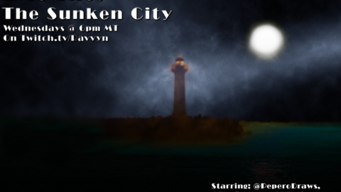 Exodus The Sunken City