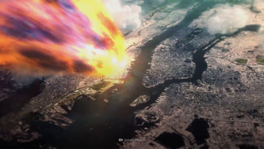 What If an Asteroid Were on a Collision Course to Hit Earth?