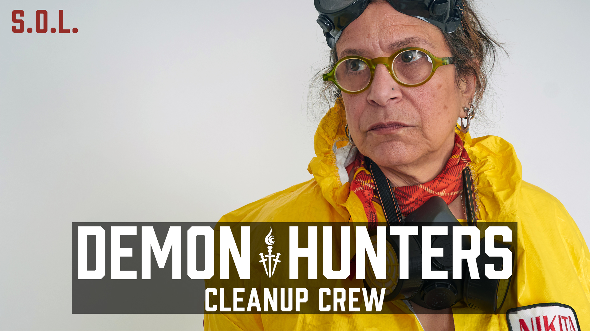 Demon Hunters: Cleanup Crew