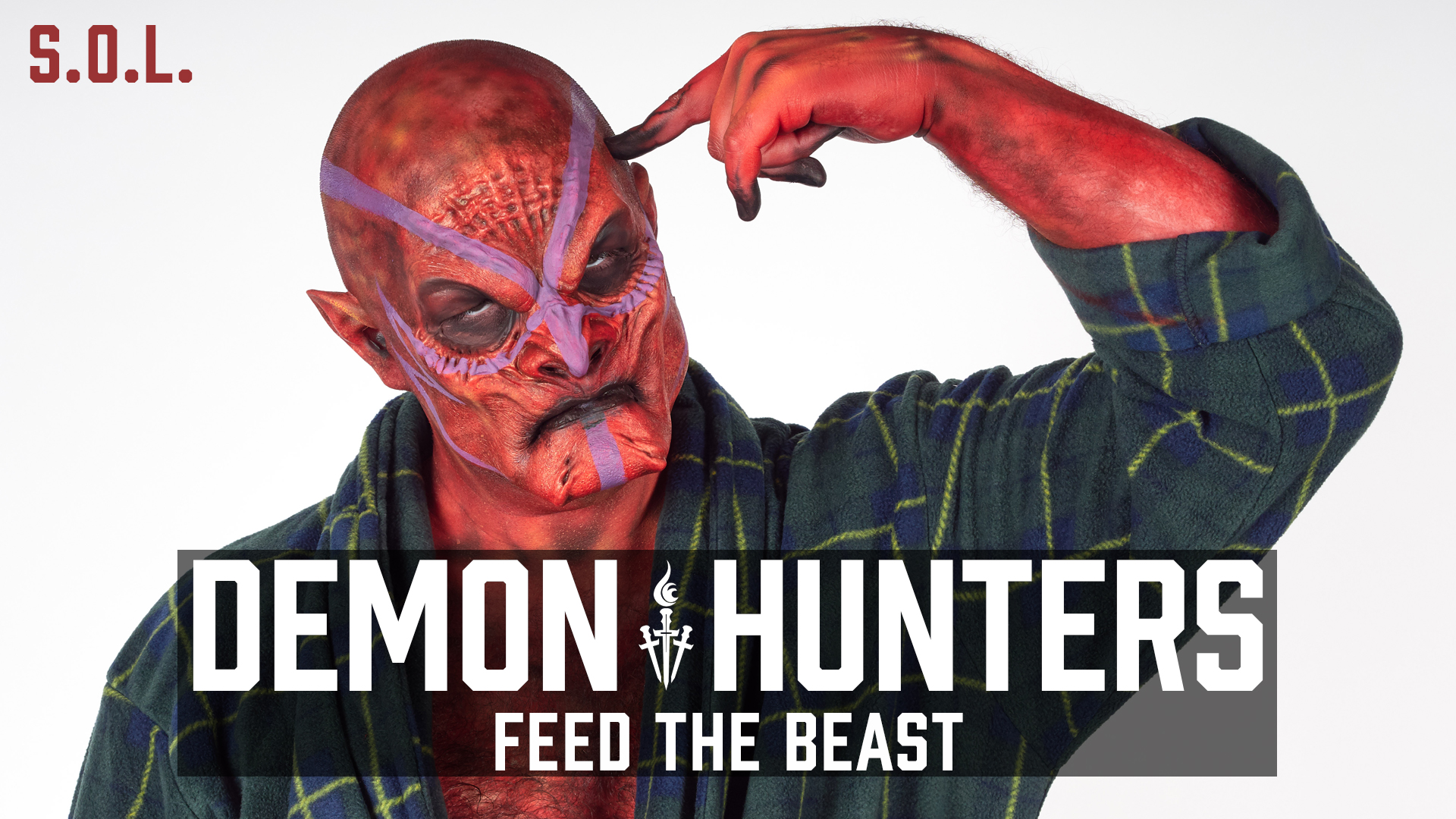 Demon Hunters: Feed the Beast