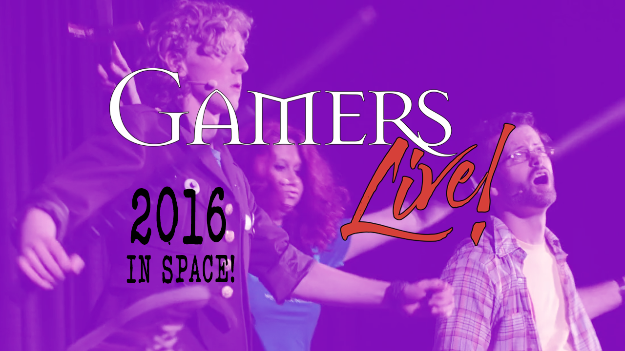 Gamers Live 2016 In Space