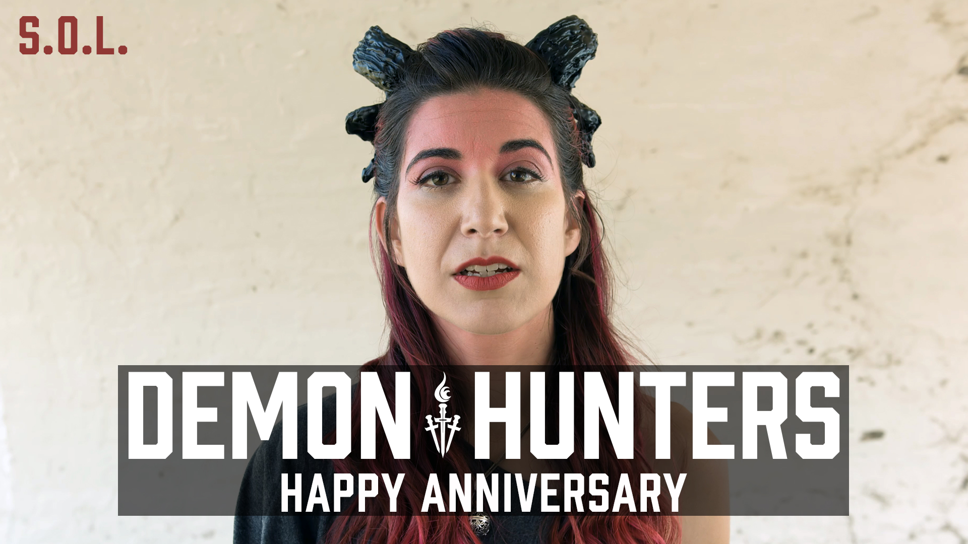 Demon Hunters: Happy Anniversary