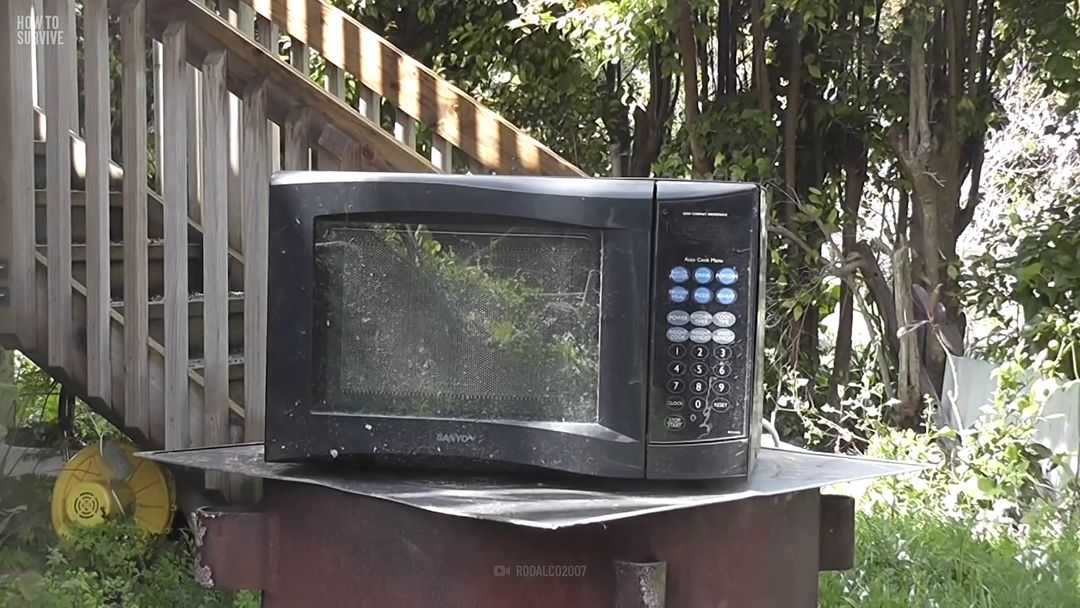 How to Survive a Malfunctioning Microwave