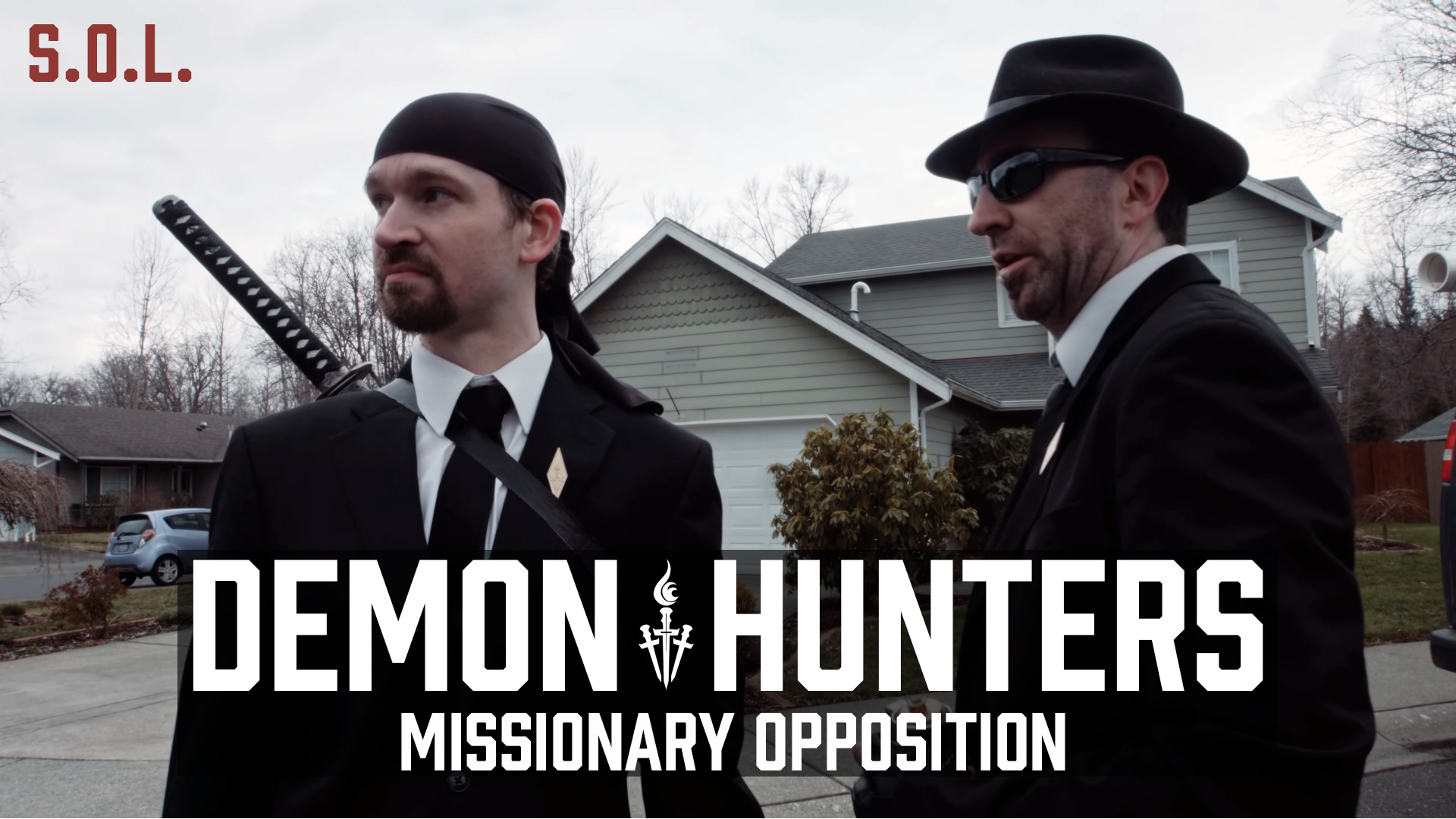 Demon Hunters: Missionary Opposition