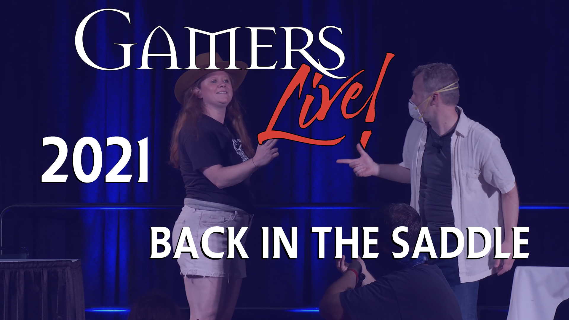 Gamers Live Back In The Saddle
